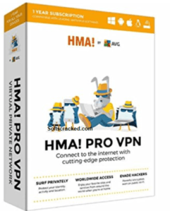 HMA Pro VPN Key + usernamer + password