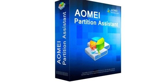 AOMEI-Partition-Assistant Standard edition