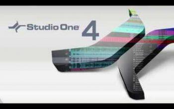PreSonus Studio One Crack Professional v4.6.1.55987 Full version