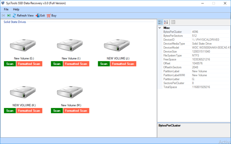 SysTools-SSD-Data-Recovery-Crack